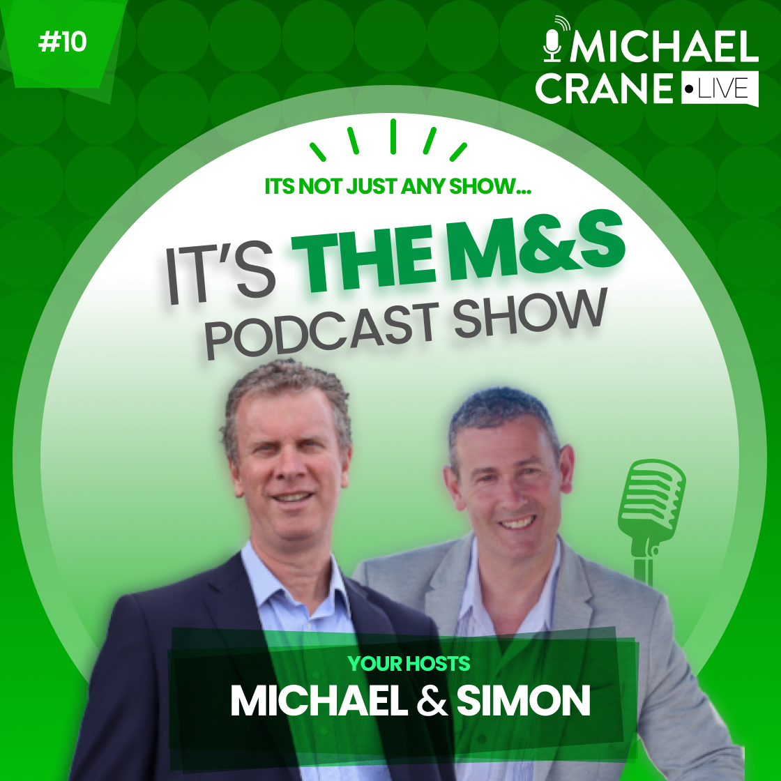 CYCLE OF PRODUCTIVITY RULES M&S MONTHLY PODCAST SHOW